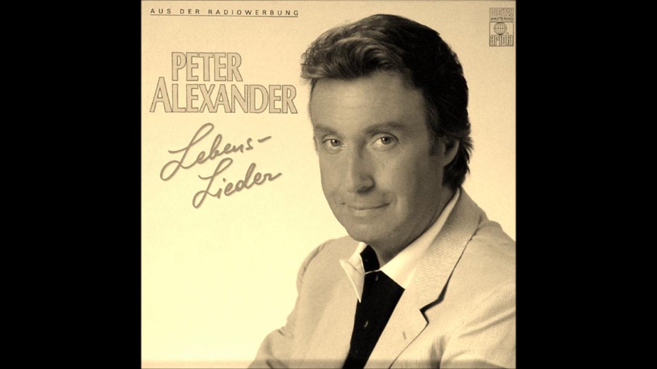 Peter Alexander - Silberner Morgen (Morning has broken)